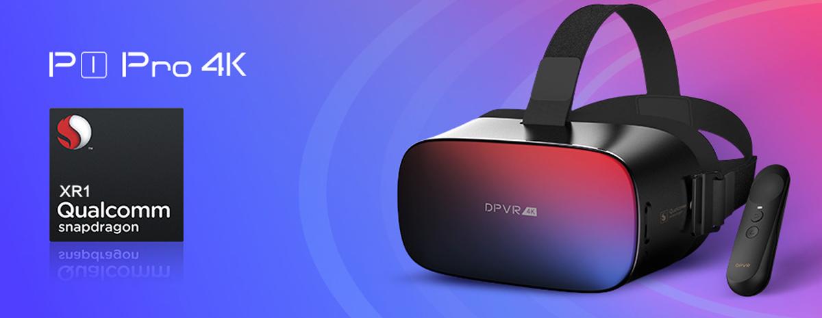 更清晰丨性吧论坛VR发布 超高清 P1 Pro 4K VR一体机